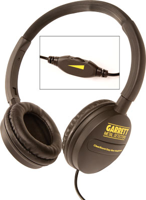 1612700 Garrett ClearSound Easy Stow Headphones
