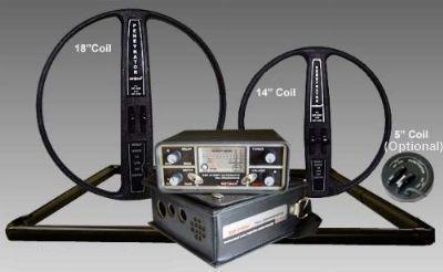 SSP-2100 Deep Discriminator Detector