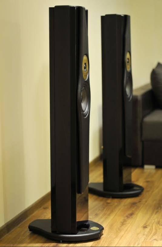 Mediaelettra audio amplificatori audio hi fi a valvole - Casse acustiche design ...
